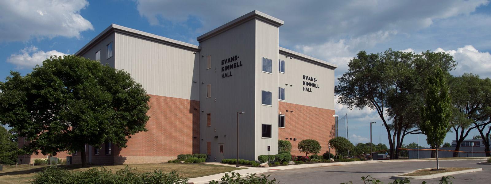Evans-Kimmell Hall